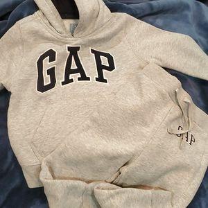 Toddler Gap sweatsuit